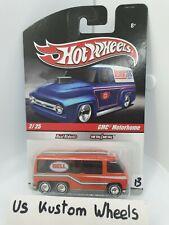 Hot wheels 1/64 Gmc Motorhome