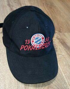 soccer  club Bayern munchen 1998 cup winner vintage baseball cap