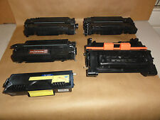 Empty Ink Cartridges, HP, Canon, Brother Lot of 5 ea,
