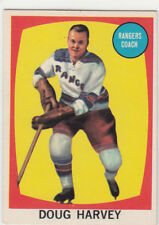 1961-62 Topps Doug Harvey #45