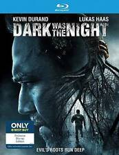 Dark Was the Night (Blu-ray Disc, 2015, Brand New)