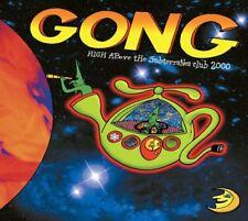Gong - High Above The Subterranea Club 2000 [CD]