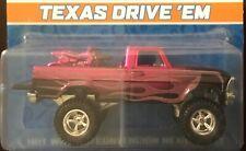 Hot Wheels Texas Drive Em' 2013 Mexico Convention 1 of 1 Ultra Rare Dirt bike MX