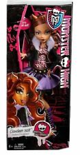 "NEW MONSTER HIGH FRIGHTFULLY TALL GHOULS 17"" TALL CLAWDEEN WOLF"