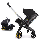4in1 Newborn Baby Stroller Infant Car Seat Light Weight Travel Foldable Carriage