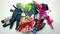 Monster High Ever After High & Others Clothes Lot Pants Dress Jacket Other