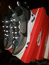 Nike React Element 87 Anthracite Black White Size 10 Men's AQ1090 001