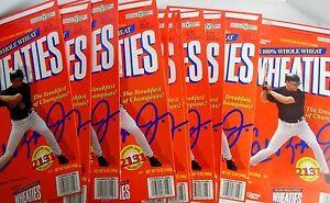 12 Cal Ripken Jr. Flat Wheaties Box 2131 Orioles MLB Baltimore 1 ERROR BX