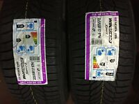 2 X NEW 225 55 17 NEXEN WINGUARD SPORT 2 SUV TYRES 225/55 R17 97H DOT 2919