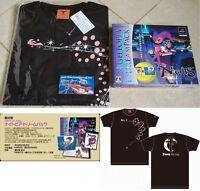 Nights Into Dreams Nightopia Dream Pack PS2 Japan + Beautiful Nights T-Shirt NEW