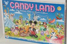 Disney Candy Land Board Game Theme Parks Cinderella Castle Sealed Box
