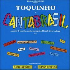 Toquinho: Canta Brasil - CD