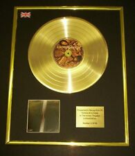 THE STROKES FIRST IMPRESSIONS CD GOLD DISC FREE P&P!