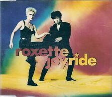 MAXI CD 4 TITRES--ROXETTE--JOYRIDE--1991
