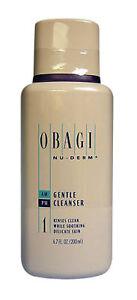 Obagi Nu-Derm Gentle Cleanser 6.7 fl oz