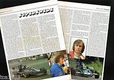 RONNIE PETERSON History Article / Photos / Pictures: SWEDEN