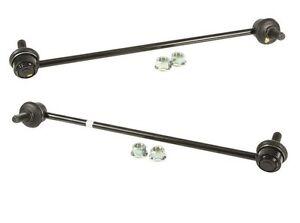 Set of 2 Front Left+Right Sway Bar Links For Hyundai Santa Fe Kia Sorento CTR