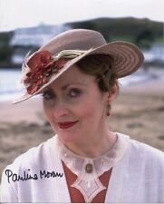 Pauline Moran Photo Signed In Person - Poirot - C306