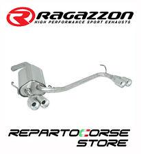 RAGAZZON SCARICO SDOPPIATO ROTONDI SFALSATI ALFA ROMEO GT 3.2 V6 24V 177kW 241CV