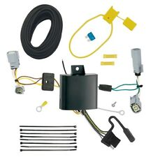 Trailer Wiring Harness Kit For 17-20 Chrysler Pacifica LX Touring Plug & Play