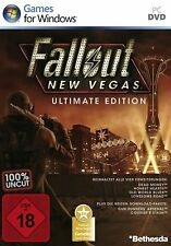 Fallout: NEW Vegas-Ultimate Edition (PC solo il Steam Key Download Code) No cd