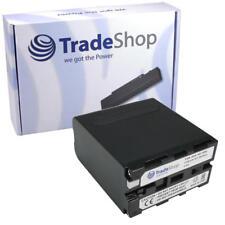 Batería 10400mah para Sony np-f990, hvr-z1c, hvr-v1c, fx7e, nex-fs100