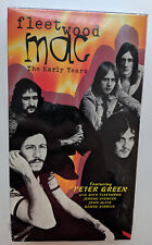 FLEETWOOD MAC The Early Years VHS Video SEALED New RHINO Classic Rock