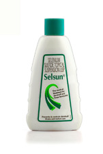 3 x Selsun Shampoo 120ml (4.05 Oz) Effective for Dandruff & Tinea Versicolor