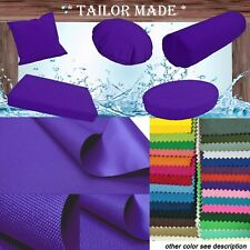 PL20-TAILOR MADE R-Purple Outdoor Waterproof Sun Umbrella Patio sofa seat cover