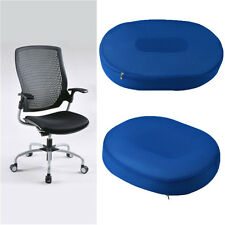 Foam Coccyx Donut Ring Car Chair Seat Cushion Hip Support Pillow Home Office AY