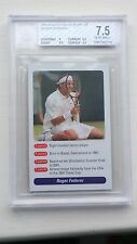 Roger Federer ROOKIE Card - A Question of Sport 2002 - BGS 7.5 - SEE DES
