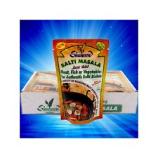 175g Shaheen Balti Masala Paste x 6 , Can be use to make Tradional Balti Dishes