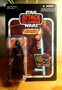 Barriss Offee - MOC & Unpunched - Star Wars Vintage Collection VC51