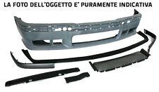 SPOILER PARAURTI ANTERIORE VOLKSWAGEN GOLF VI DAL 2009 GTI / GTD - NERO