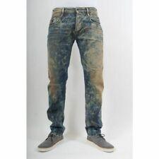 DENHAM Jeans Herren Blau Model: CUTTER ALH Slim NEU mit Etikett JD01