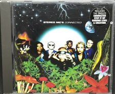 STEREO MC'S - CONNECTED, CD ALBUM, (1992).
