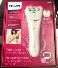 Philips Satinelle Advanced Wet Dry Epilator Legs Body Face BRE610/00