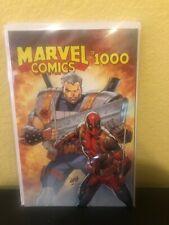 Marvel Comics #1000 Rob Liefeld Torpedo Comics Exclusive Cover Deadpool/Cable