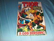 THOR 166 2ND FULL APPEARANCE OF HIM ADAM WARLOCK KEY ISSUE HOT SEE PICS