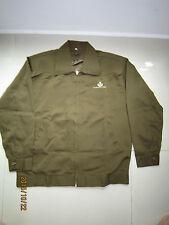 Green Collared Jacket (Size M) 1pcs