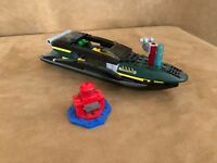 76006 LEGO Super Heroes NO MINIFIGURES Iron Man Extremis Sea Port Battle