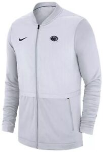 Nike Men's Penn State PSU Football Full Zip Elite Hybrid Full Zip Jacket XXL 2XL