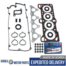 GENUINE HEAD GASKET SET (MADE IN KOREA) for 01-04 HYUNDAI ACCENT 1.6L