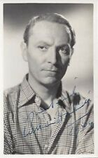 HARTNELL WILLIAM HARTNELL  autographed 3.2X5.2 signed photo GOLDENAGE ESSENTIALS