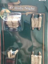 Vintage O Holy Night  Holy Family Trim A Home  Writing Accessories