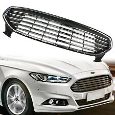 For Ford Fusion 2013-2015 Front Bumper Upper Grille Assembly DS7Z8200BA