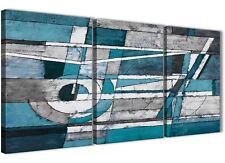 3 PEZZI color foglia di tè Grigio Pittura Cucina A Muro Decor-Astratto 3402 - 126 cm