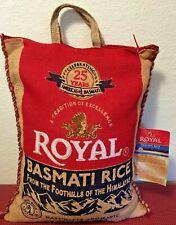 Royal Basmati Rice 20 LB Including Rice