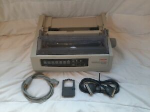 OKI MICROLINE 320 Turbo Impact Dot Matrix Printer. Refurbished