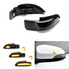 LED Dynamic Side Mirror Sequential Light For TOYOTA Yaris Auris Camry Corolla